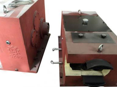 Horizontal Twin-screw-barrel Reducer