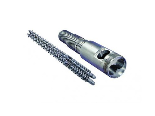 Conical Twin screw barrel Cylinder