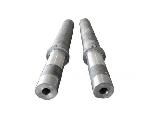 Injection screw barrel