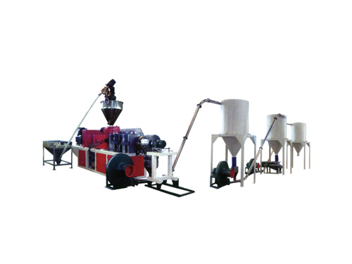 PVC Pelletizing Line
