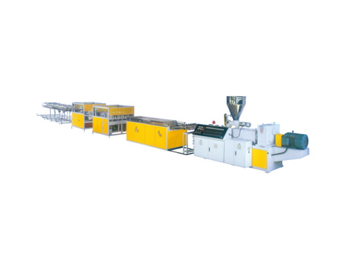 PVC Four Pipes Extrusion Line