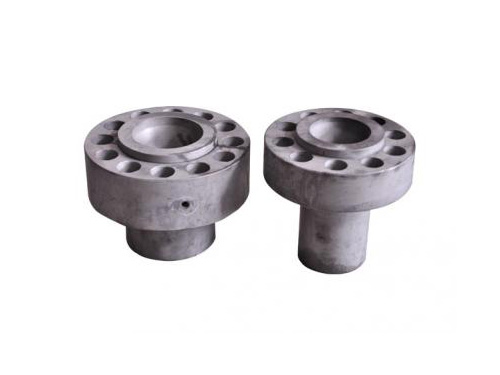 Injection head--injection cylinder
