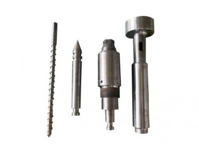 Silicone Screw Barrel
